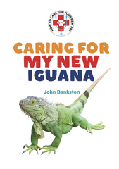 Caring for My New Iguana