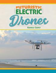 Futuristic Electric Drones