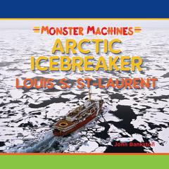 Arctic Icebreaker Louis S St Laurent