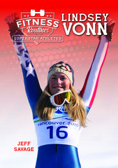 Fitness Routines of Lindsey Vonn