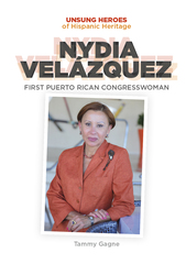 Nydia Velazquez: First Puerto Rican Congresswoman