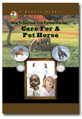 Care for a Pet Horse