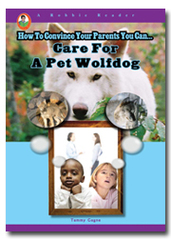 Care for a Pet Wolfdog