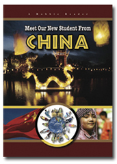 Meet Our New Student From China